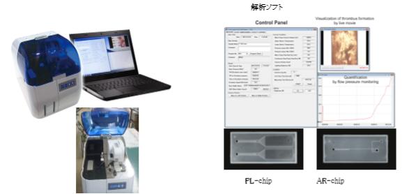 OEM製品 血小板凝縮能検査装置